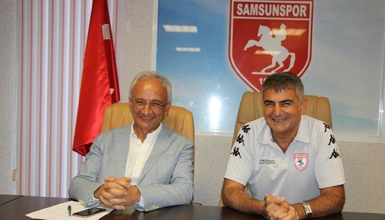 Samsunspor stat açılışı ne zaman?