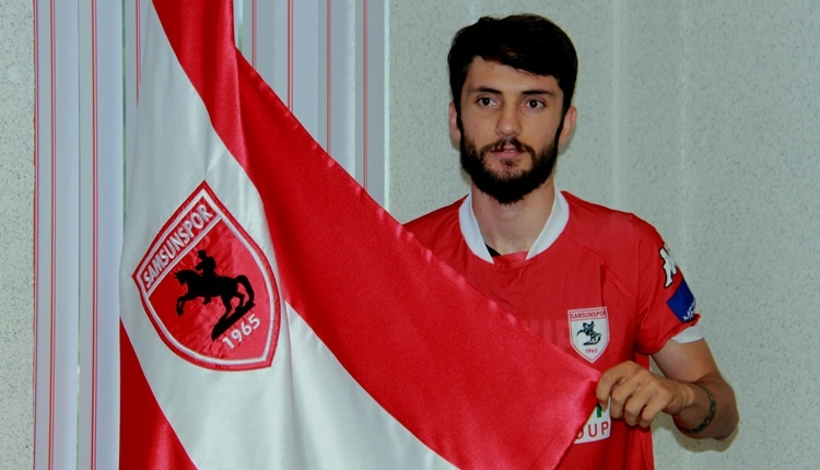 Samsunspor, Trabzonspor'dan Ramazan Övüç'ü kiraladı