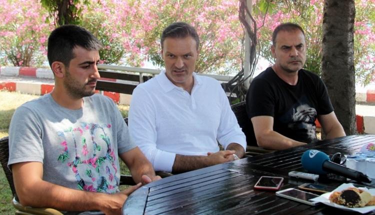 Samsunspor'da teknik direktör Alpay Özalan: