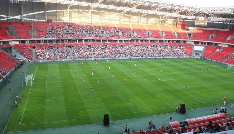 Samsunspor'un yeni 19 Mayıs Stadyumu resmen açıldı