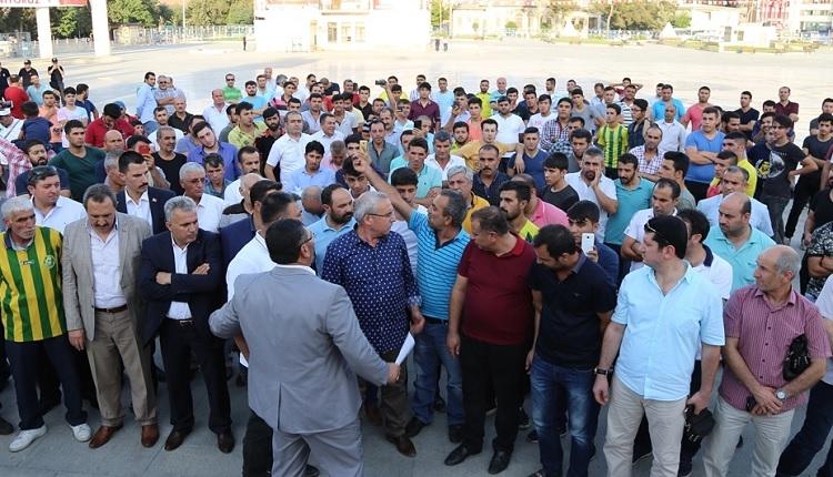 Şanlıurfaspor'da şike isyanı!