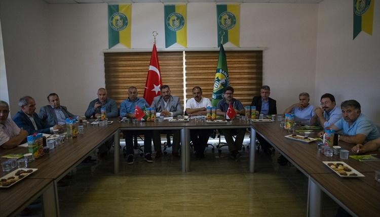 Şanlıurfaspor'un şike isyanı sürüyor