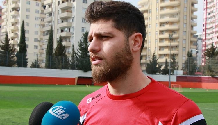 Sivasspor Cem Özdemir'i transfer etti