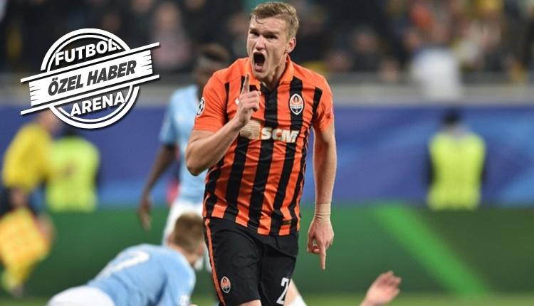Sivasspor, Oleksandr Gladky'i transfer ediyor