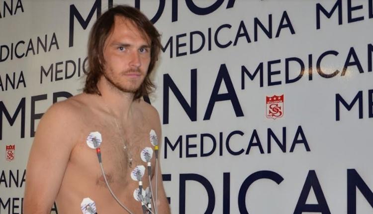 Sivasspor, Vitali Djakov'u transfer etti