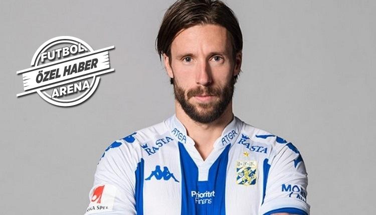 Sivasspor'dan Mattias Bjarsmyr transferi
