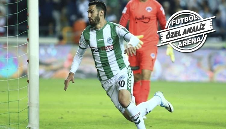 Süper Lig'de penaltı hariç gol kralı Riad Bajic