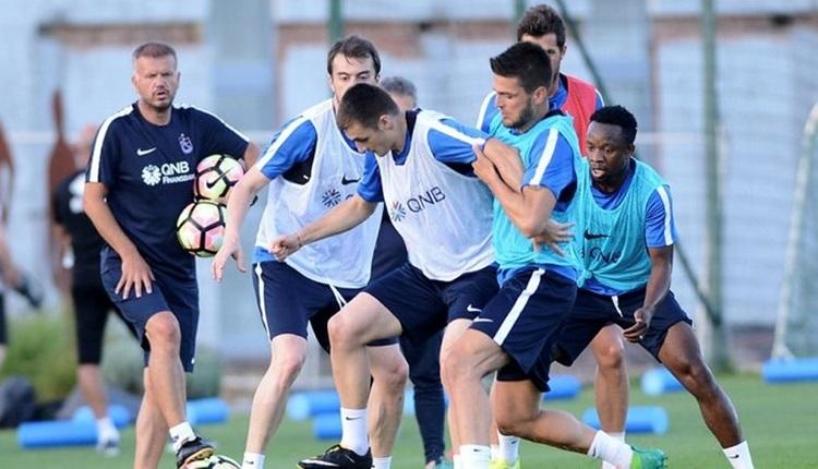 Trabzonspor - Györi hazırlık maçı canlı izle