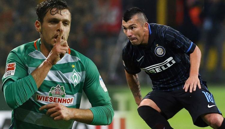 Trabzonspor'da Gary Medel tamam, Zlatko Junuzovic transferinde kötü haber