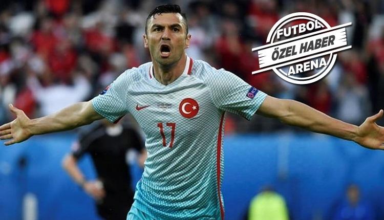 Trabzonspor'un Burak Yılmaz transferinde son dakika