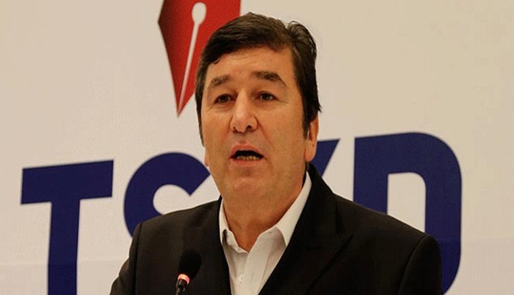 TSYD'den Atilla Türker'e destek