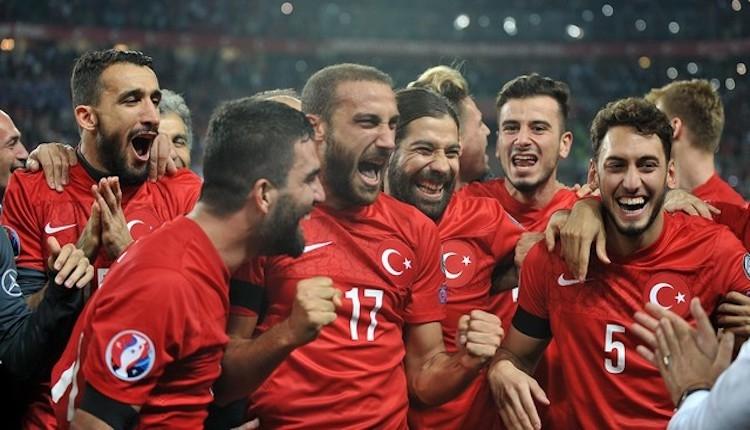 Türkiye, FIFA dünya sıralamasında 33. sıraya geriledi
