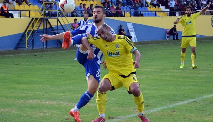 Tuzlaspor Lider Koç'u transfer etti