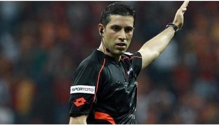 UEFA'dan Ali Palabıyık'a final maçı