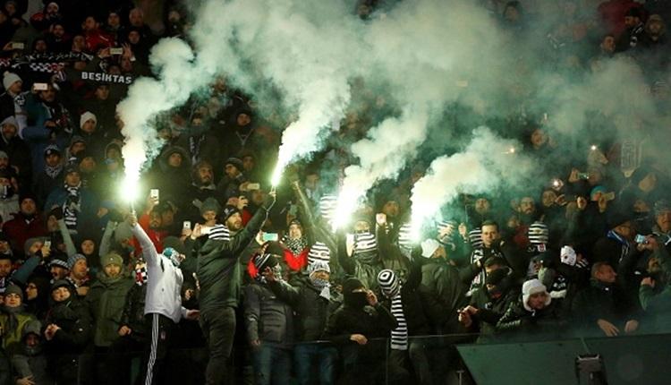 Ukrayna - Türkiye maçı öncesi Dinamo Kiev - Beşiktaş alarmı