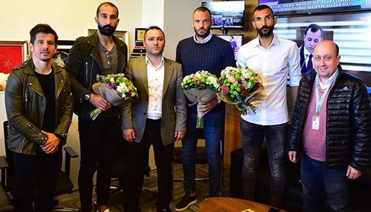 Volkan Babacan, Ufuk Ceylan, Yalçın Ayhan ve Mahmut Tekdemir 1 yıl ceza aldı