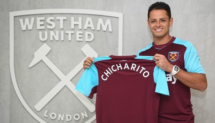 West Ham United, Javier Hernandez'i transfer etti! Bonservis bedeli...