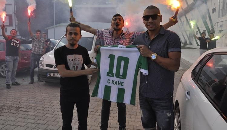 Yeni Amasyaspor, Kahe'yi transfer etti