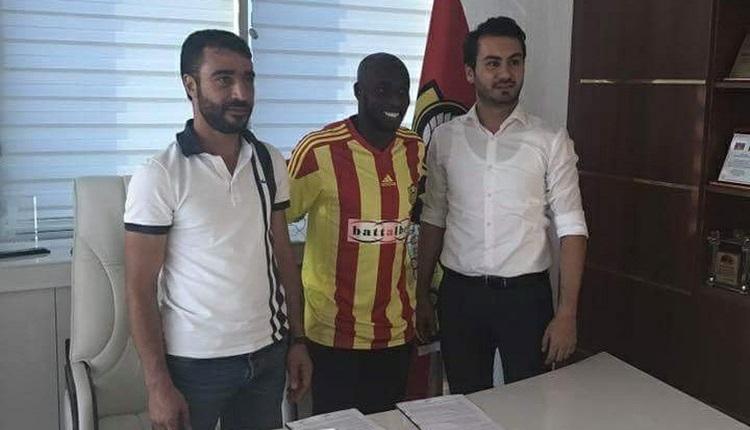 Yeni Malatyaspor, Issiar Dia ile sözleşme imzaladı