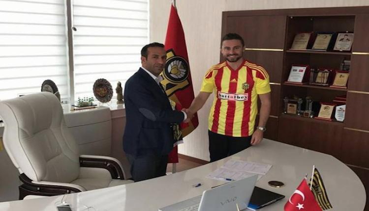 Yeni Malatyaspor,  Kaan Kanak'ı transfer etti