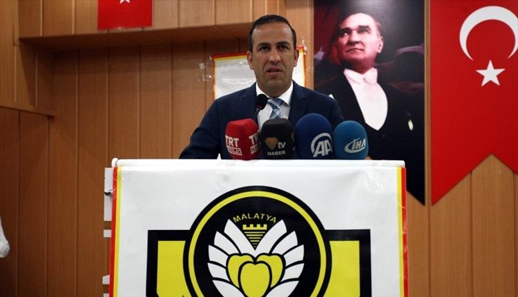 Yeni Malatyaspor'da hedef UEFA Avrupa Ligi