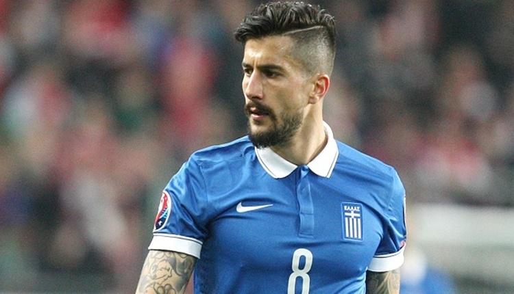 Yeni Malatyaspor'da transferde Panagiotis Kone iddiası