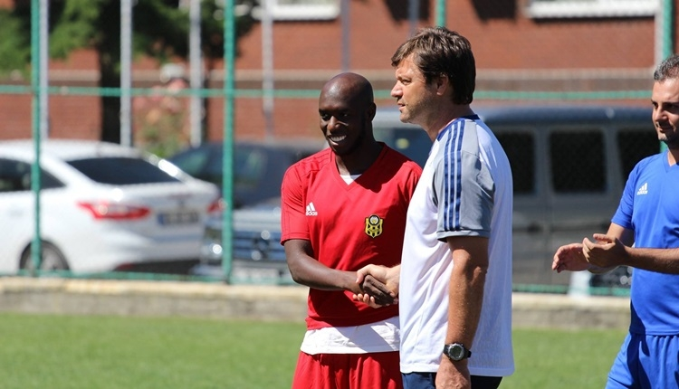 Yeni Malatyaspor'un transferi Issiar Dia idmana çıktı