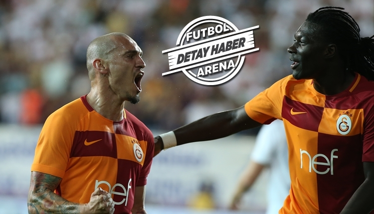 Galatasaray'ı yeni transferleri taşıyor