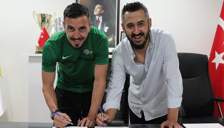 Akhisar Belediyespor, Hora'yı transfer etti