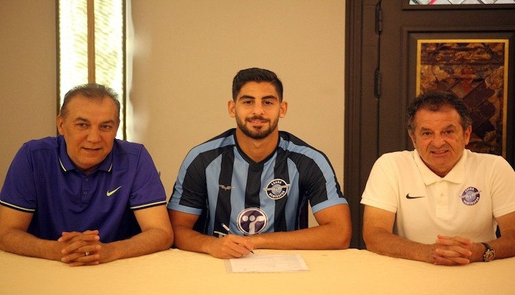 Adana Demirspor, Atabey Çiçek'i transfer etti