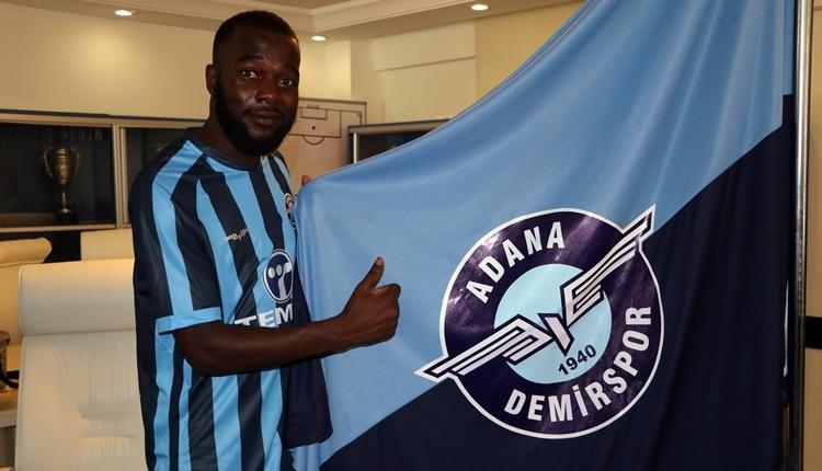 Adana Demirspor Loemba transferini bitirdi