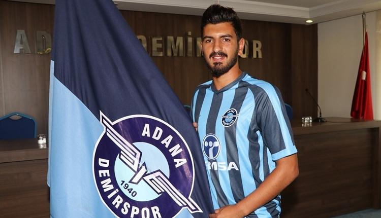 Adana Demirspor transferde Batuhan İşçiler'i kiraladı