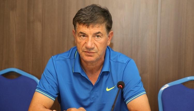 Adana Demirspor'da Giray Bulak gelecekten umutlu
