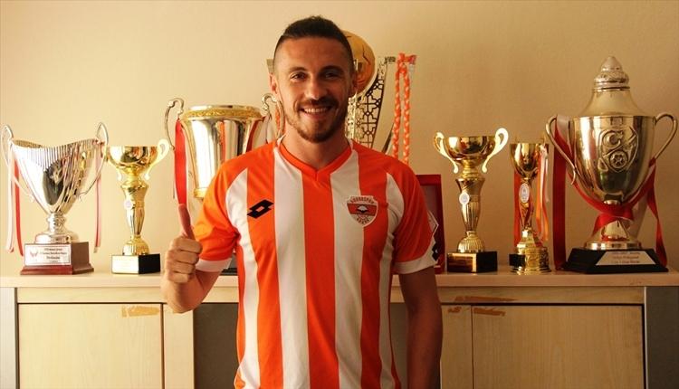 Adanaspor Gökhan Süzen transferini bitirdi
