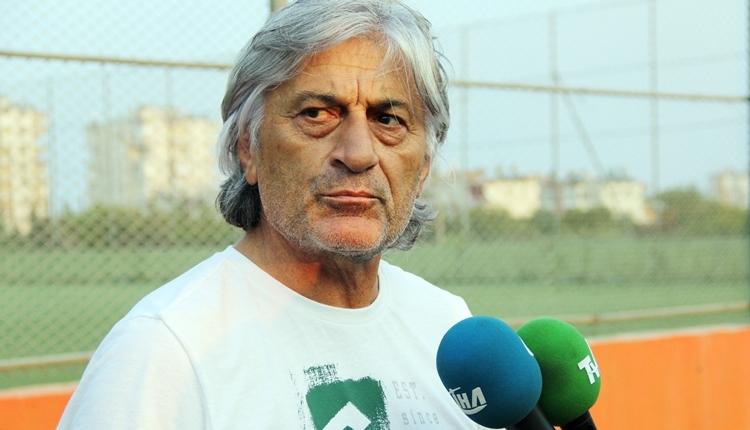 Adanaspor'da Kemal Kılıç'tan şampiyonluk iddiası