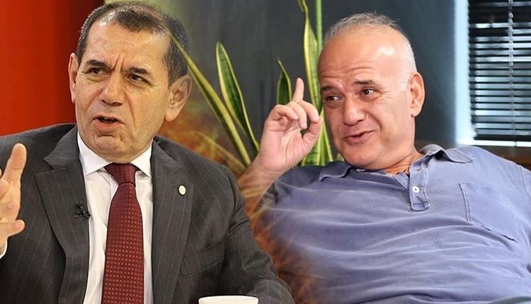 Ahmet Çakar'dan Dursun Özbek tepkisi