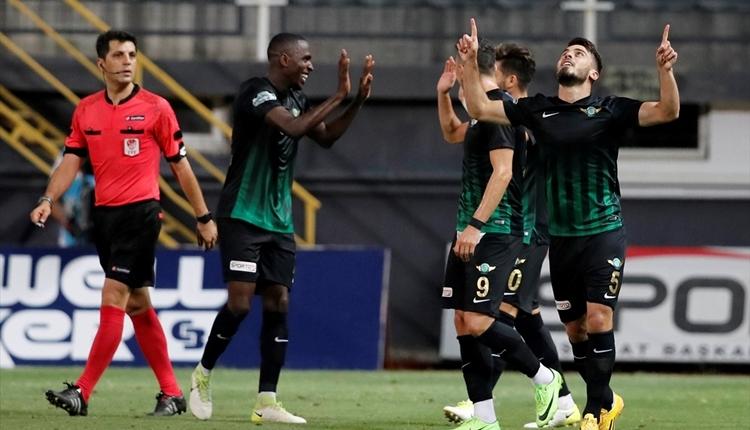 Akhisar Belediyespor 2-1 Kasımpaşa maç özeti ve golleri (İZLE)