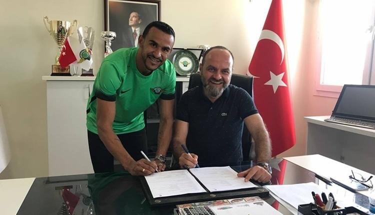 Akhisar Belediyespor, Serginho'yu transfer etti