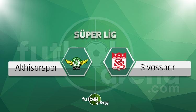 Akhisar Belediyespor - Sivasspor maçı saat kaçta, hangi kanalda? Eksikler ve cezalılar