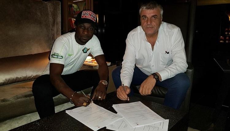 Akhisar Belediyespor, Marvin Emnes ile sözleşme imzaladı