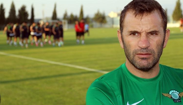 Akhisar Belediyespor'da Okan Buruk transfer bekliyor