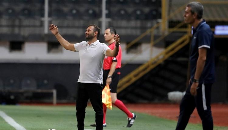 Akhisar - Kasımpaşa maç sonu Okan Buruk'tan hakeme tepki
