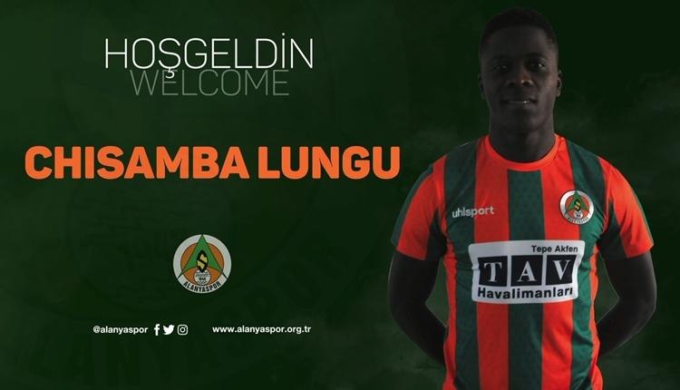 Alanyaspor, Chisamba Lungu transferini resmen açıkladı
