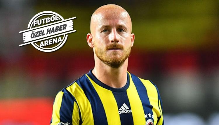 Alanyaspor, Fenerbahçe'den Miroslav Stoch'u transferini bitirmek üzere