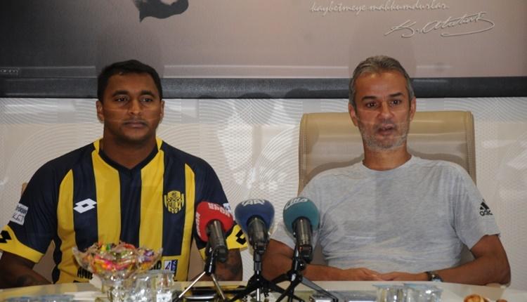 Ankaragücü, Medipol Başakşehir'de Doka'yı transfer etti