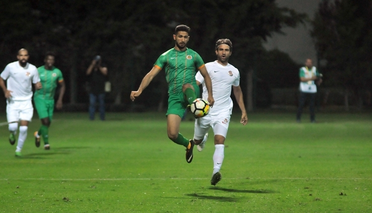 Antalyaspor 3-3Alanyaspor maç özeti ve golleri