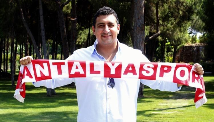 Antalyaspor stadına yeni sponsor OPET