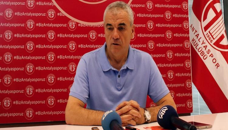 Antalyaspor'da Rıza Çalımbay: ''Beşiktaş'tan puan alacağız''