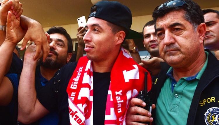 Antalyaspor'da RIza Çalımbay'dan Samir Nasri açıklaması: