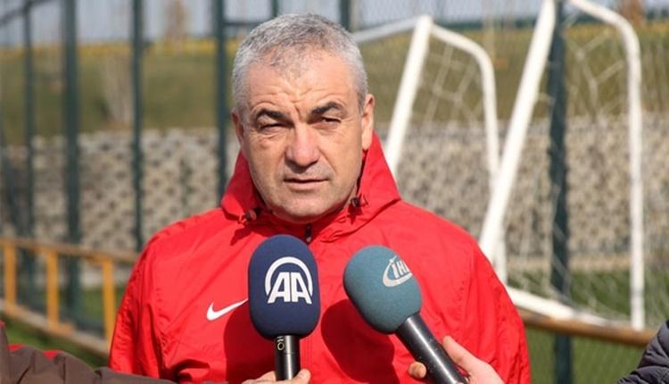 Antalyaspor'da Rıza Çalımbay: 'Akhisar maçı zor olacak'